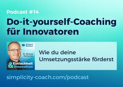 14 Selbstcoaching – so förderst du deine Umsetzungsstärke
